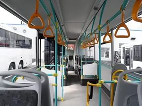 Для МУП «ПАТП-1» закупят новые автобусы на газомоторном топливе.