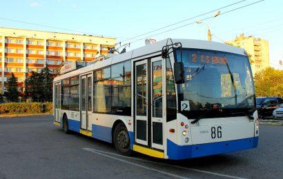 Обучение, троллейбус, Тверь, курсы, ПАТП-1, электротранспорт