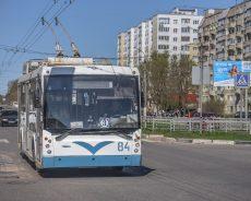 С 1 августа вводится новое расписание троллейбусов